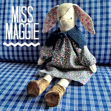 Miss Maggie Rabbit