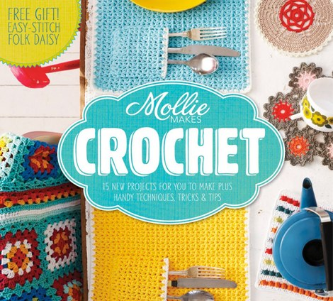 Mollie Makes Crochet Cover