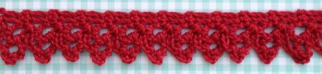 Crochet edging 3