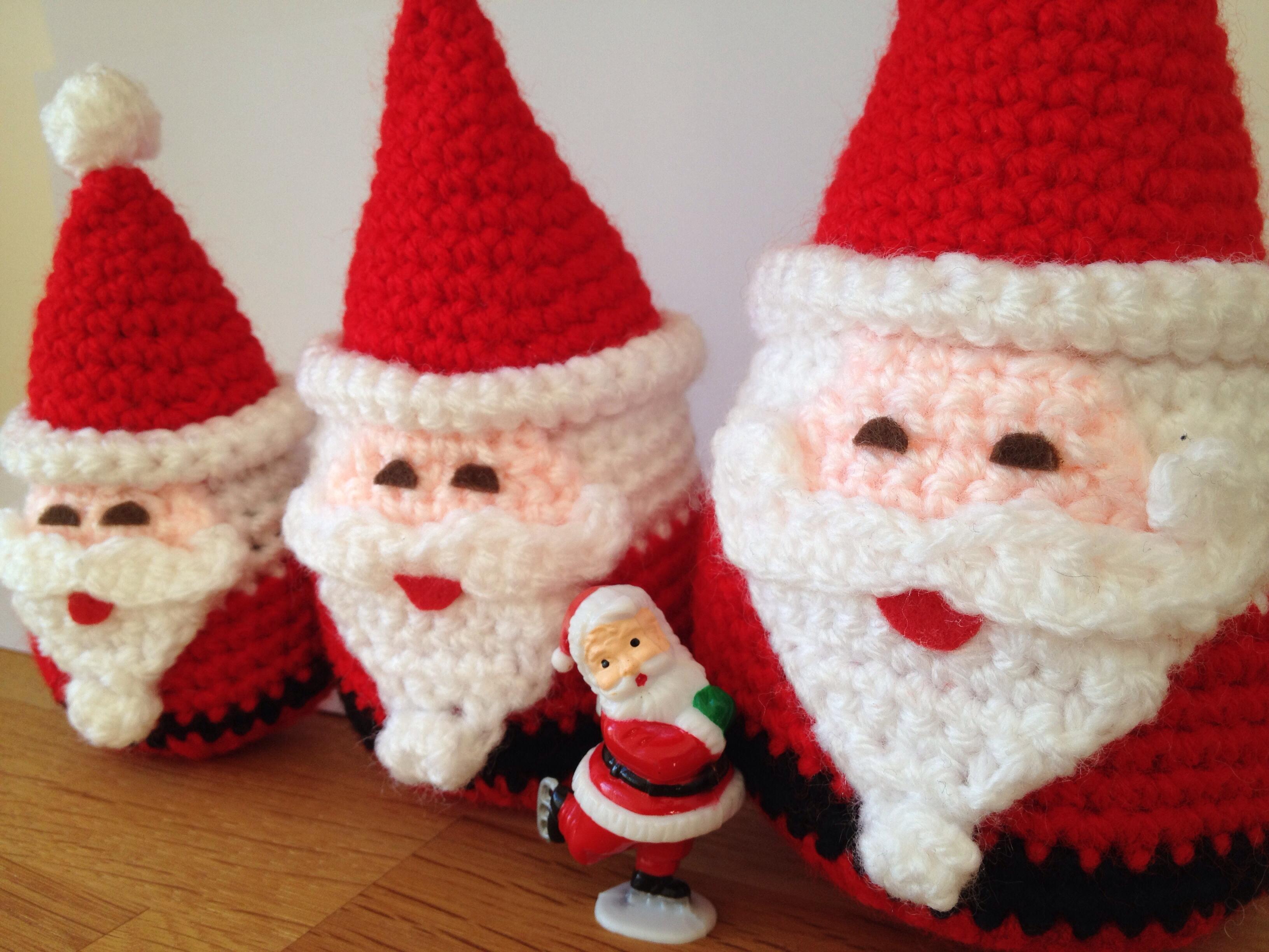 Free Matryoshka Crochet Patterns – Picot Pals | 2448x3264