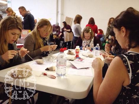 Renegade Craft fair 2013 workshop